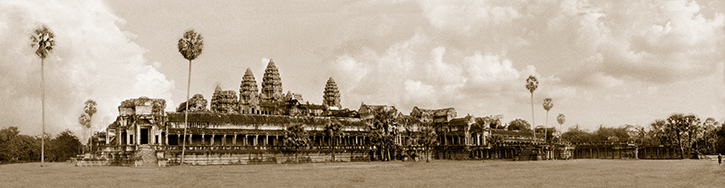 Angkor Wat general view