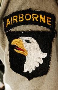 The 101st Airborne Division Emblem