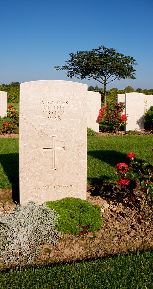 Bayeux Unknown soldier