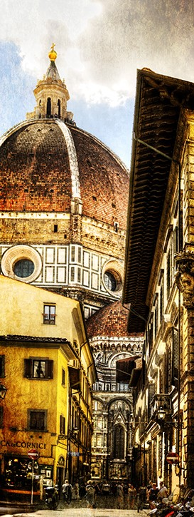 Florence - The Duomo Emerges