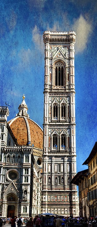 Florence - Duomo From Baptistery
