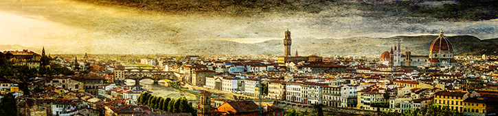 Evening In Florence Vintage Version